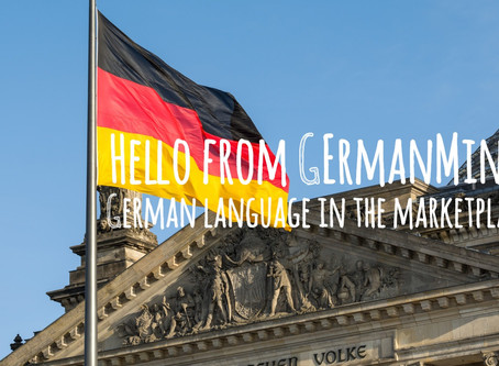 German language in the marketplace