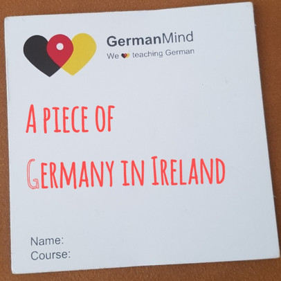 A piece of Germany in Ireland