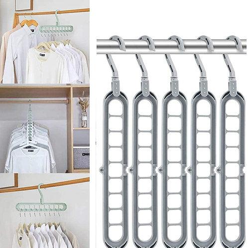 Magic Clothes Hanger Organizer