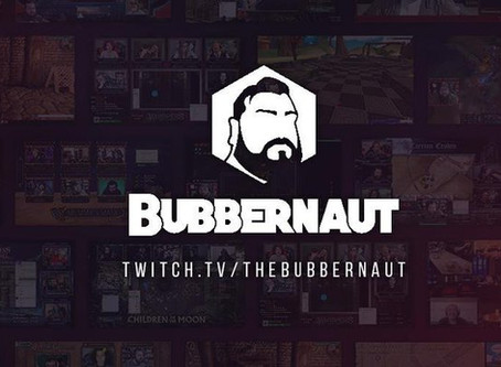 Favored Artisan: The Bubbernaut - January 2020