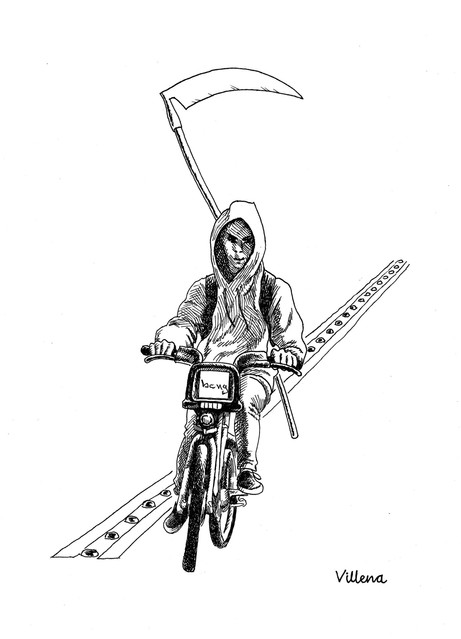 """The Grim Reaper"",  2020"