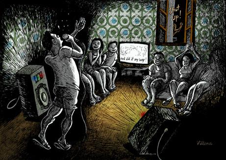 """Karaoke"",  2020"