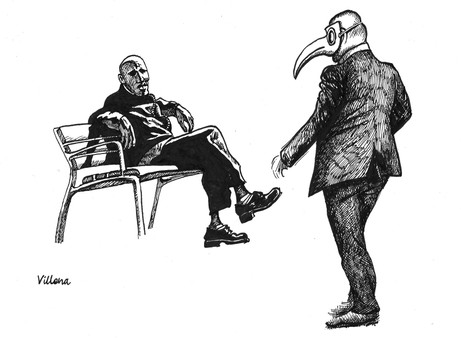 """The Plague (2)"",  2020"