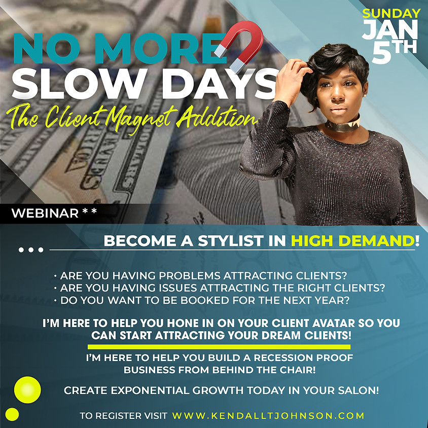 No More Slow Days