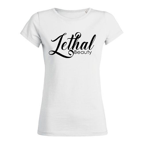 Glitter Lethal Beauty Tee