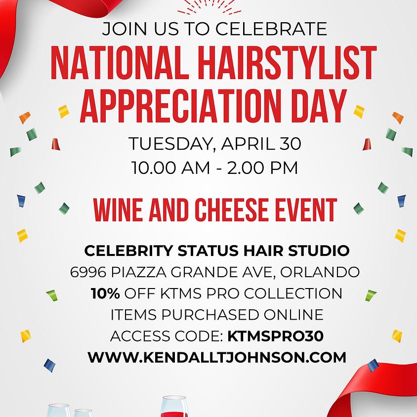 Hairstylist Appreciation Day