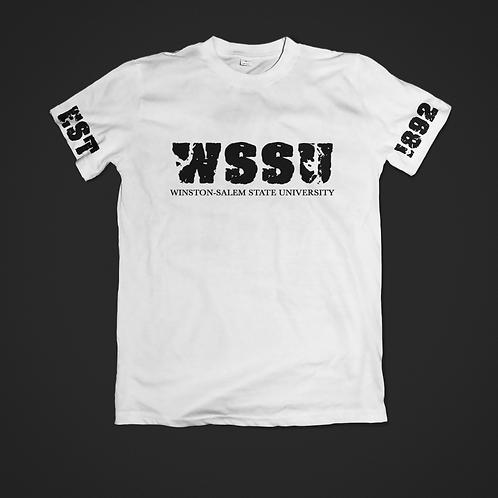 """Signature """"WSSU"""" EST T-shirt"""