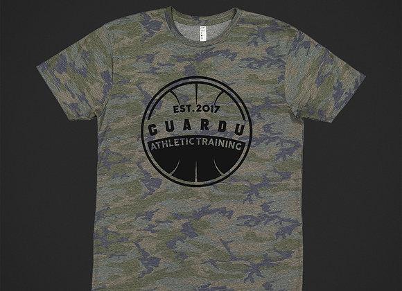 "CAMO GuardU Athletics ""EST"" T-shirt"