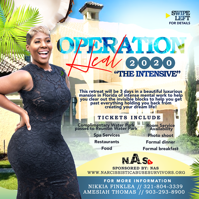 Operation Heal 2020