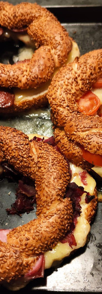 Filled Simit