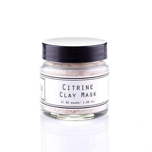 Citrine Clay Mask