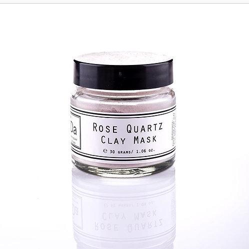 Rose Quartz Clay Mask