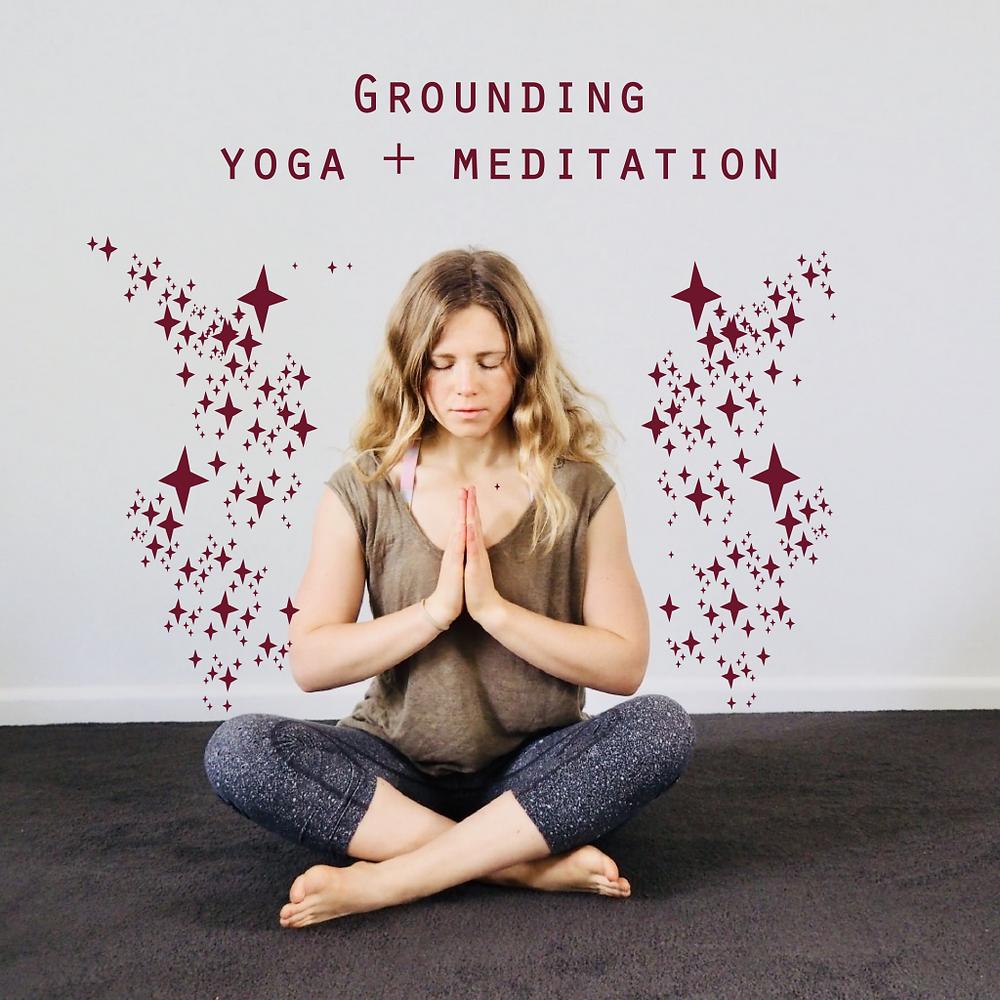 Grounding Yoga
