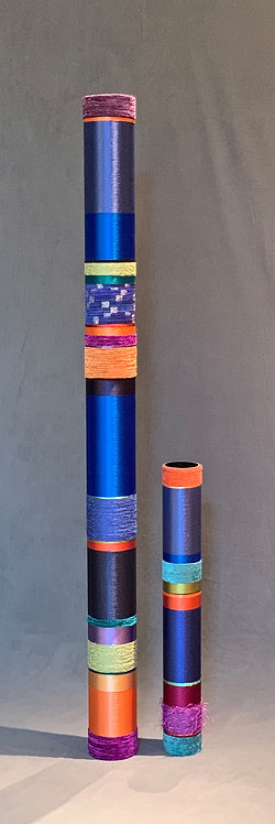 Bassoon and Baritone in Cobalt Blue