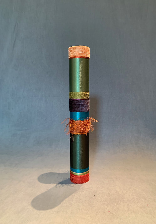 "25"" Baritone 3.5"" diameter in Olivine"