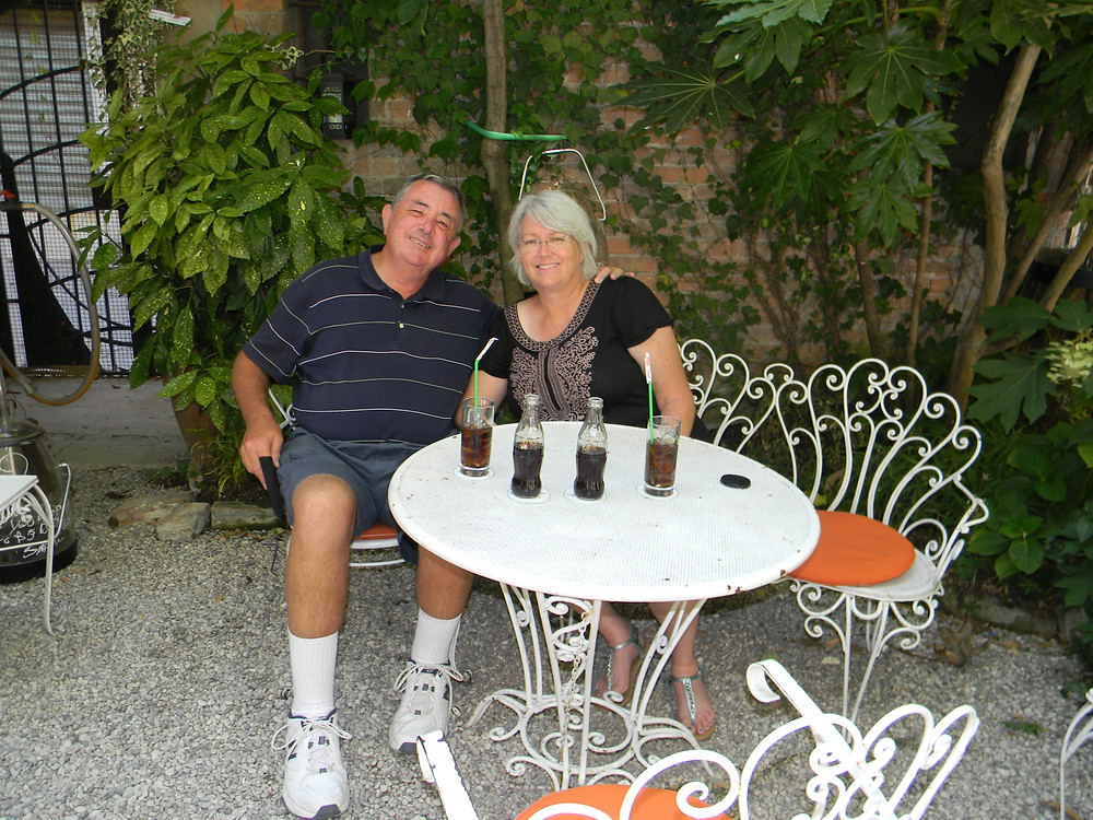 Paul and Dana Venice.jpg