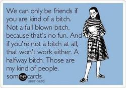 Friend Requirement