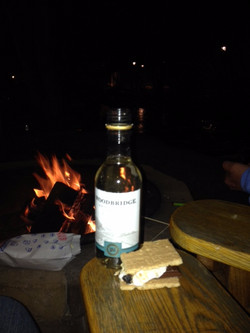 S'mores and Wine