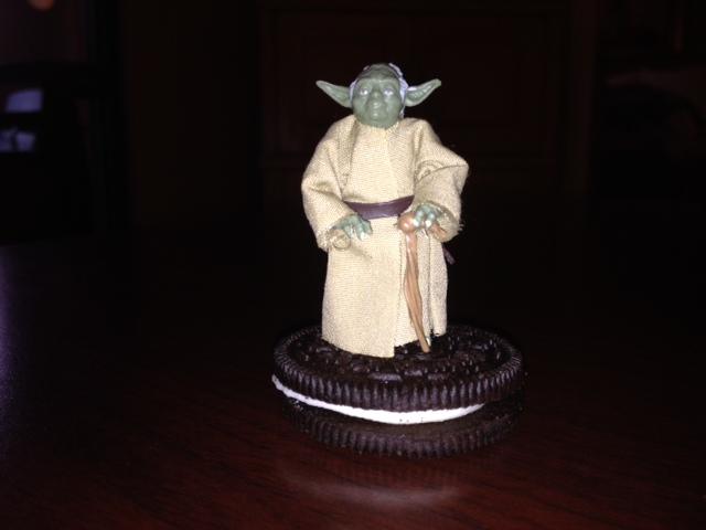 Tiny Yoda
