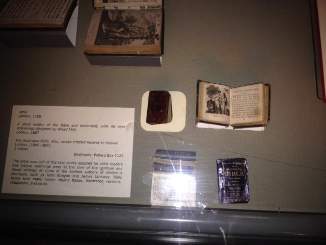 Tiny Bibles
