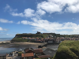 A Day Out in Whitby, England