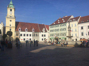 Stay in Bratislava, With a Day Trip to Vienna