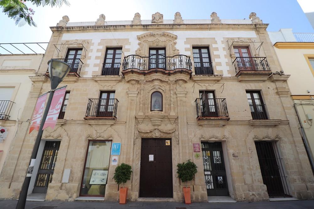 Casa Palacio De Los Leones exterior in El Puerto de Santa Maria, Cadiz, Spain