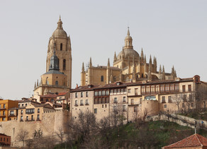 A 5 Day Road Trip to Toledo & Segovia with VanBreak
