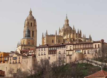 A 5 Day Road Trip to Toledo & Segovia with VanBreak