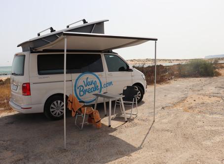 A Road Trip in Southern Spain with VanBreak