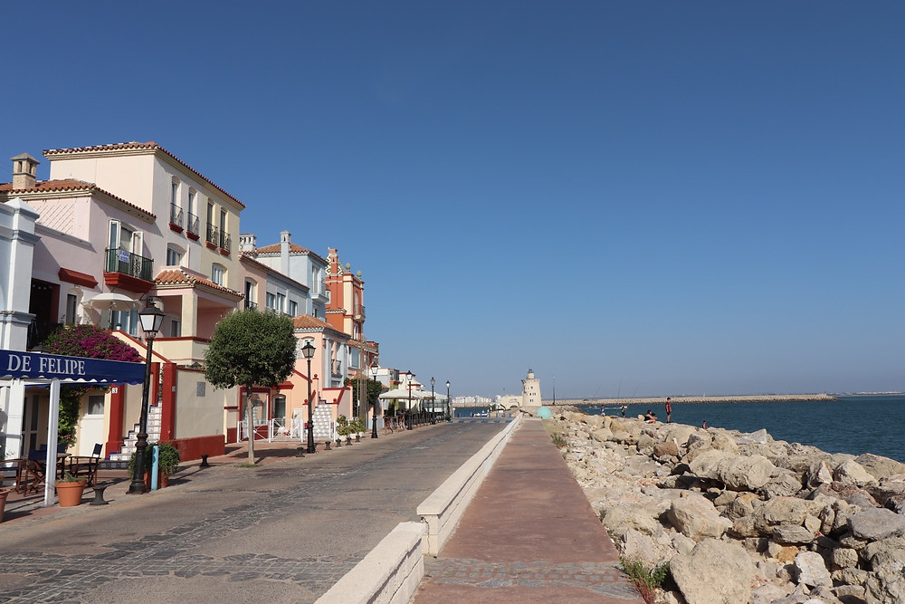 Puerto Sherry in El Puerto de Santa Maria, Cadiz, Spain