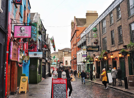 Treat Yourself to Dublin's Secret Food Tour