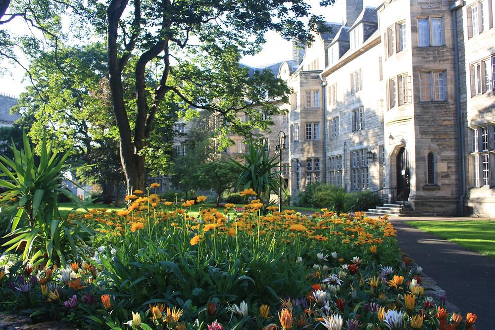 St Salvatore's Hall university accommodation in St Andrews, Scotland
