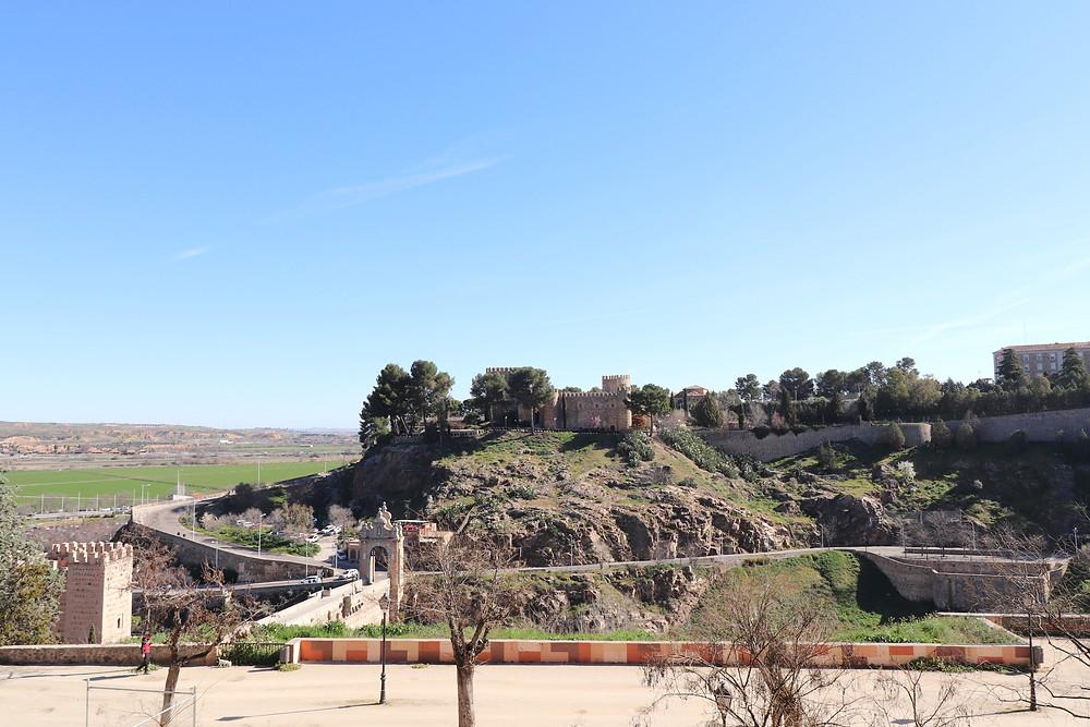 Castle of San Servando, medieval castle Toledo