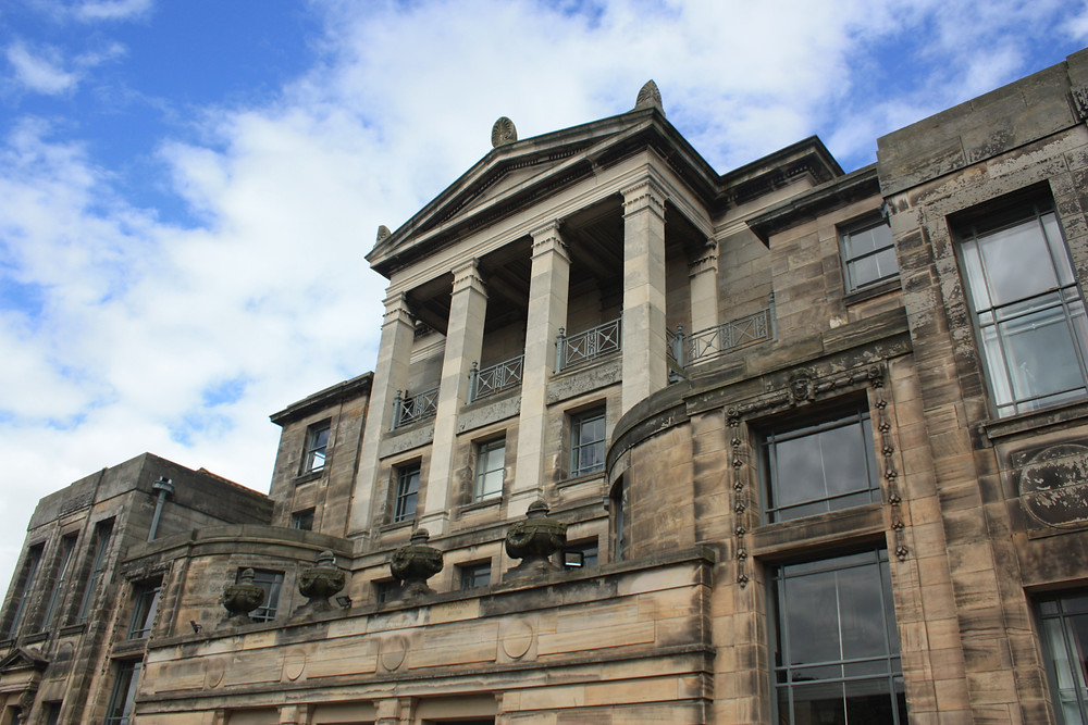 Younger Hall concert venue in St Andrews, Scotland