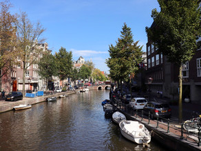 1 Day to Visit Amsterdam