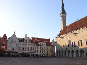 Explore the Unique Medieval World of Tallinn, Estonia