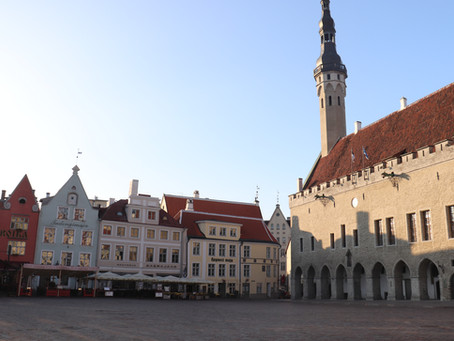 Explore the Unique Medieval World of Tallinn, Estonia