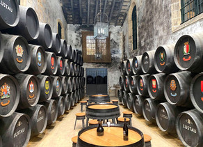 4 Wineries in the Sherry Triangle Worth Visiting