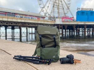 Tropicfeel Shell Backpack Review: The Ultimate Travel Backpack