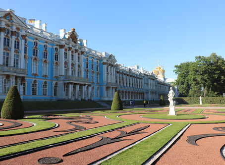 72 Hours in St Petersburg