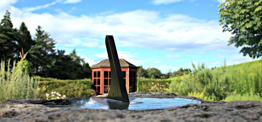 Botanic Gardens in St Andrews, Fife
