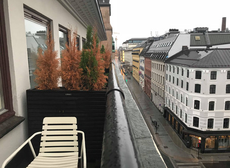 Citybox Oslo: A Modern Hotel in the City Centre