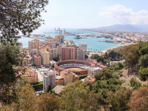 9 of the Most Spectacular Views in Málaga Not To Be Missed