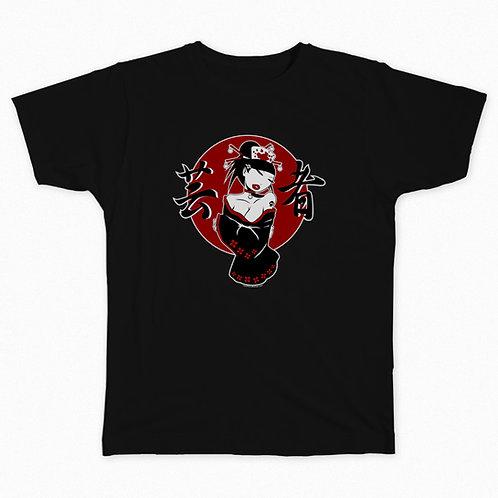 T-Shirt - Geisha 1