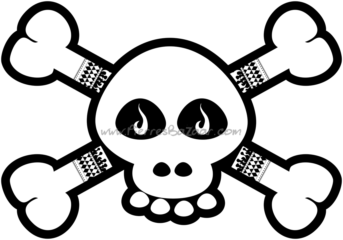 Skull-3-PNG WM
