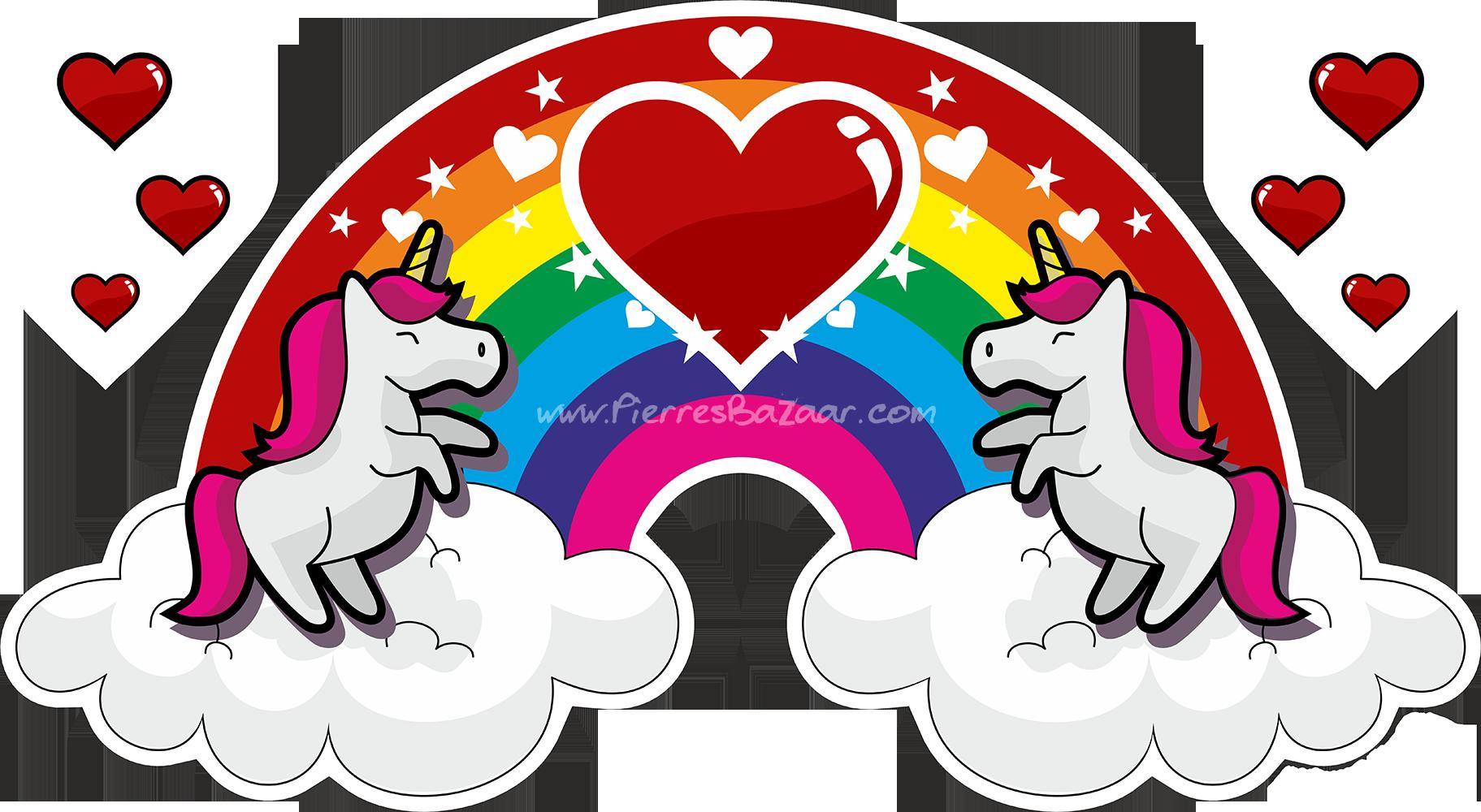 Rainbow-and-Unicorn-PNG WM