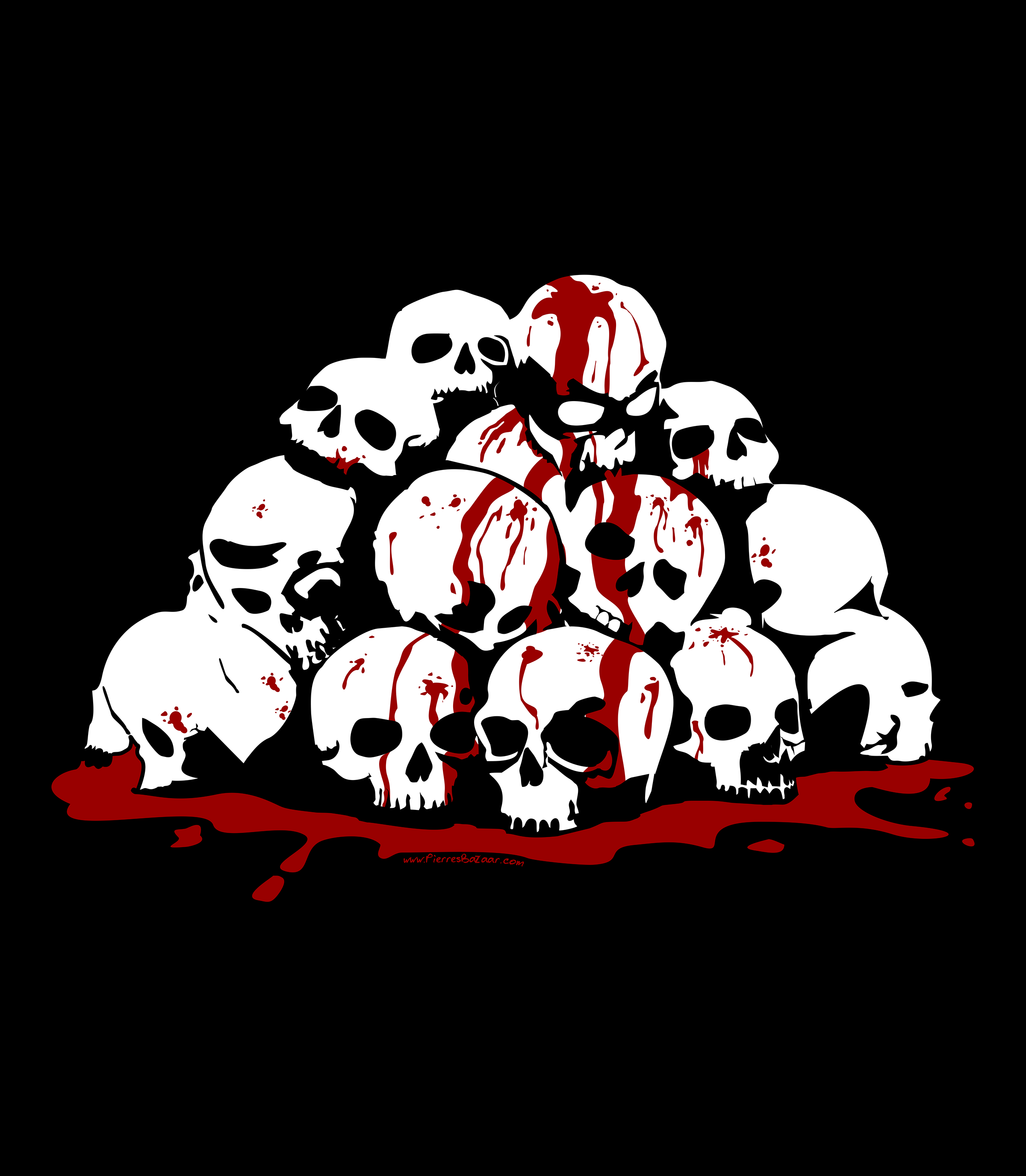 The Skull Gallery - Click to access
