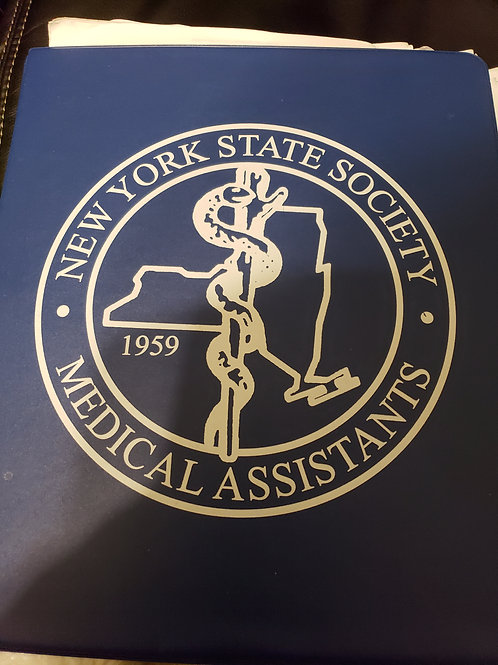 NYSSMA 3 Ring Binder