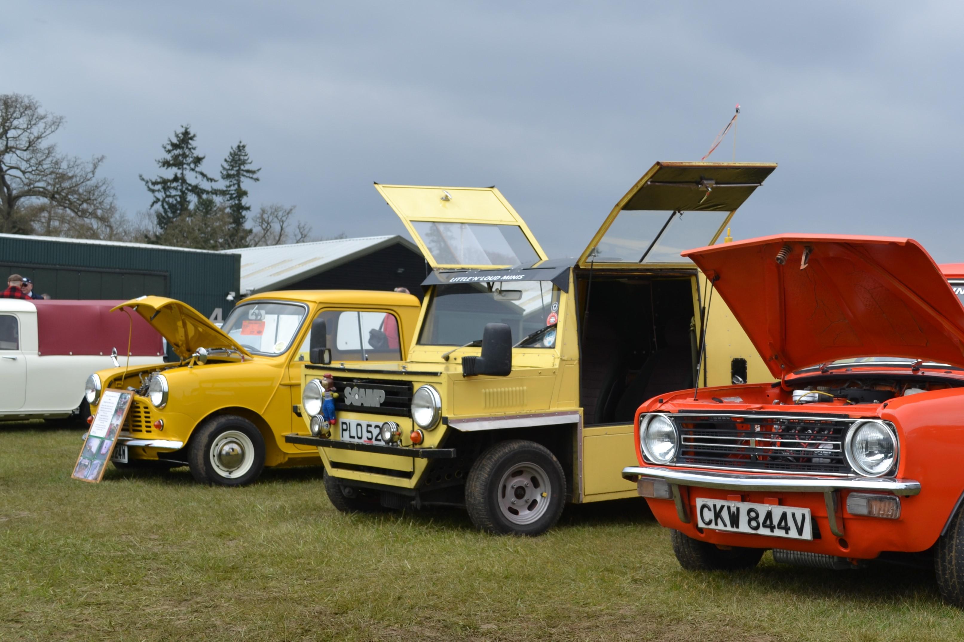 Classic Rally & Autojumble 41